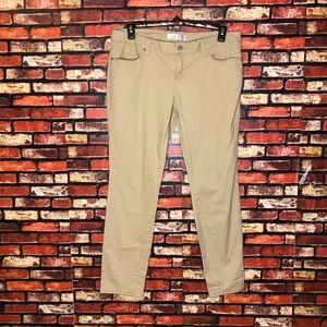 3/$20🌵Size 17 Juniors Khaki NB Skinny Pants